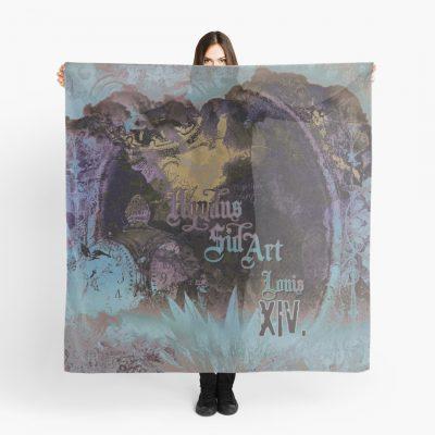 Designový šátek velký