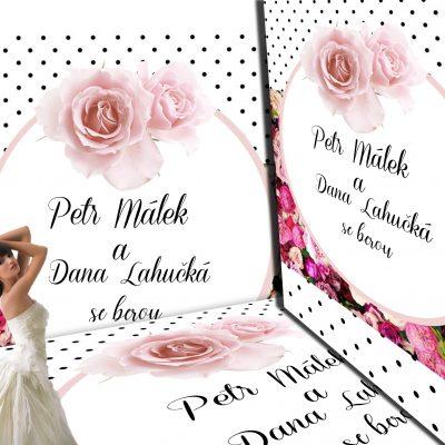 Svatební oznámení hyndussidart.com